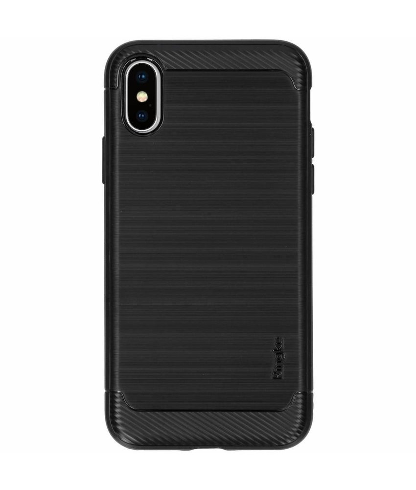Ringke Zwart Onyx Case iPhone Xs / X