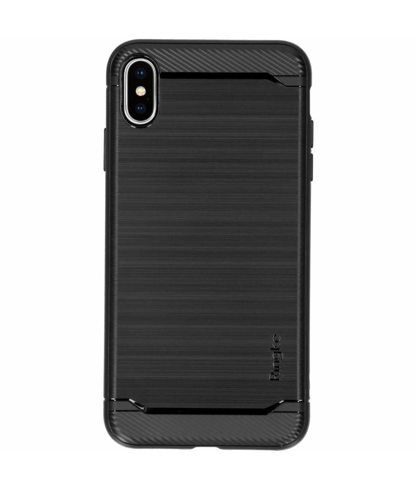 Ringke Zwart Onyx Case iPhone Xs Max