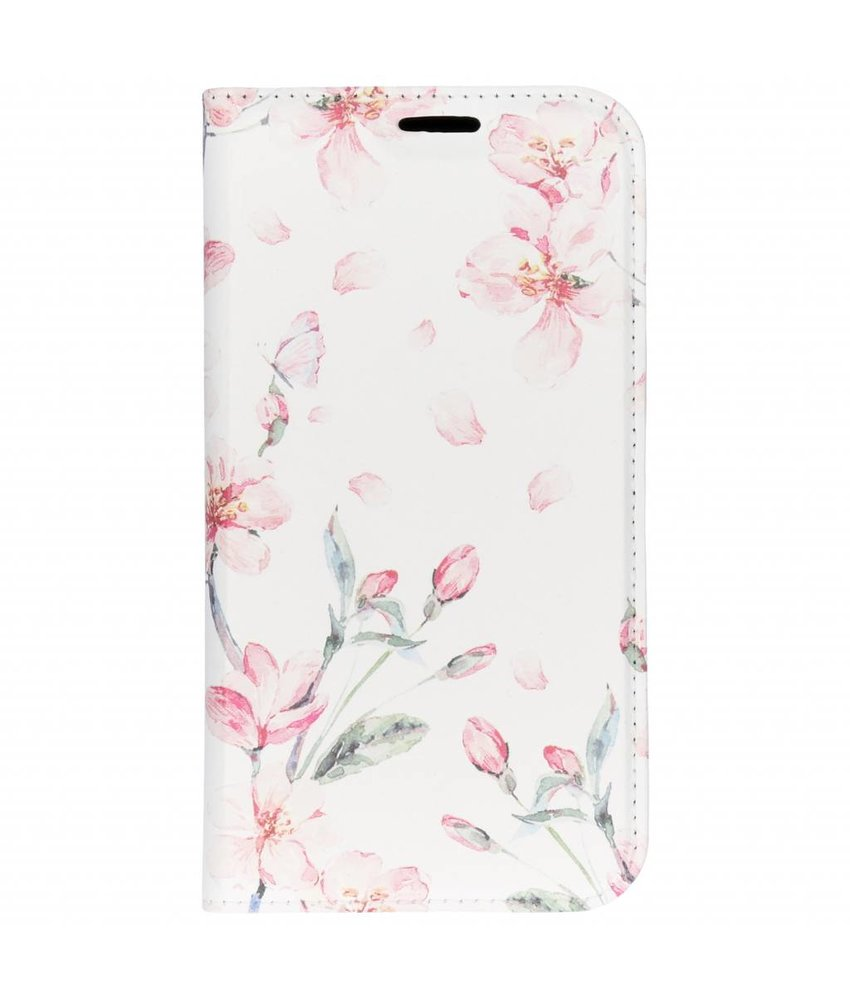 Design Softcase Booktype iPhone Xr