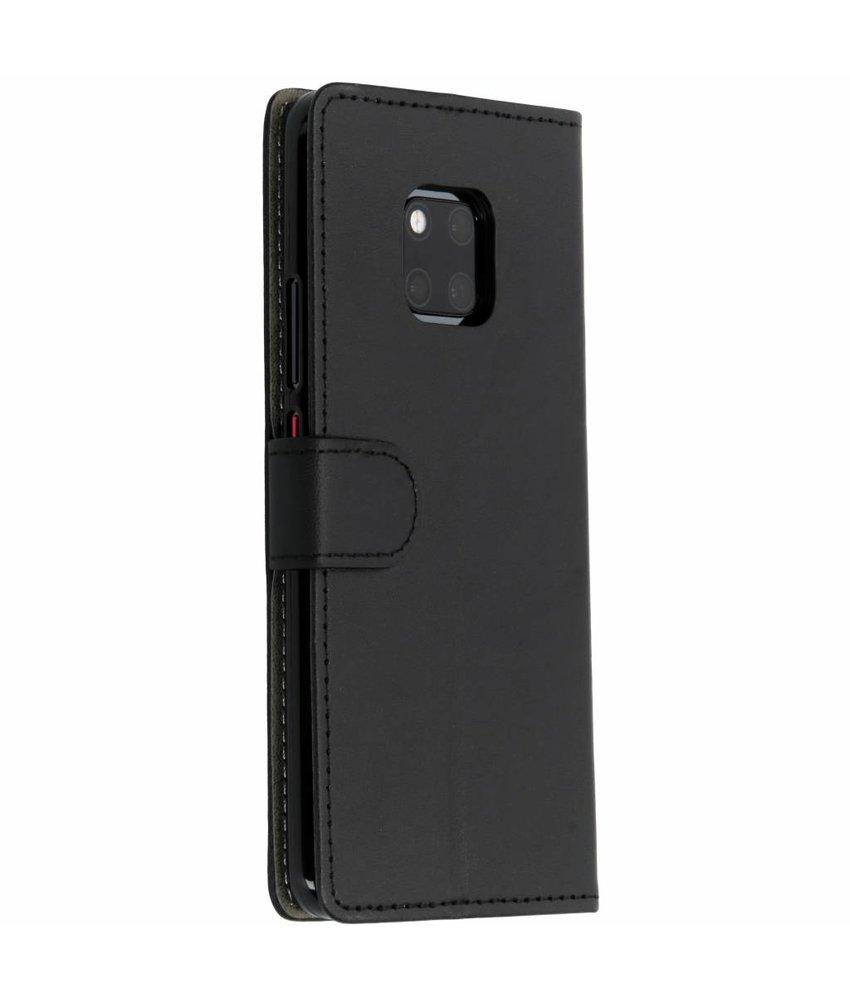 Basic Litchi Booktype Huawei Mate 20 Pro