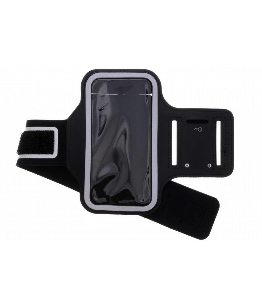 Zwart sportarmband Samsung Galaxy J6 Plus