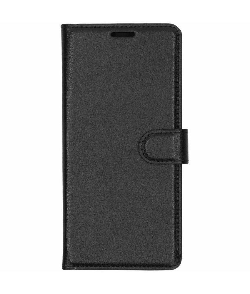 Basic Litchi Booktype Samsung Galaxy A9 (2018)