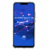 Design Backcover voor Huawei Mate 20 Lite - Oh Crab