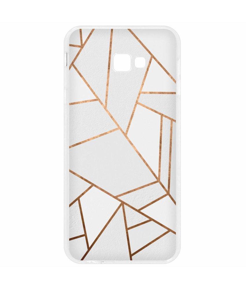 Design TPU hoesje Samsung Galaxy J4 Plus