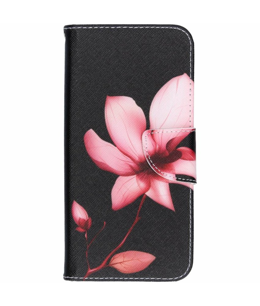 Design Softcase Booktype Huawei Mate 20 Pro