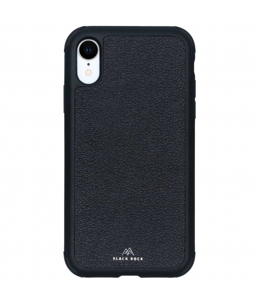 Black Rock Real Carbon Backcover iPhone Xr