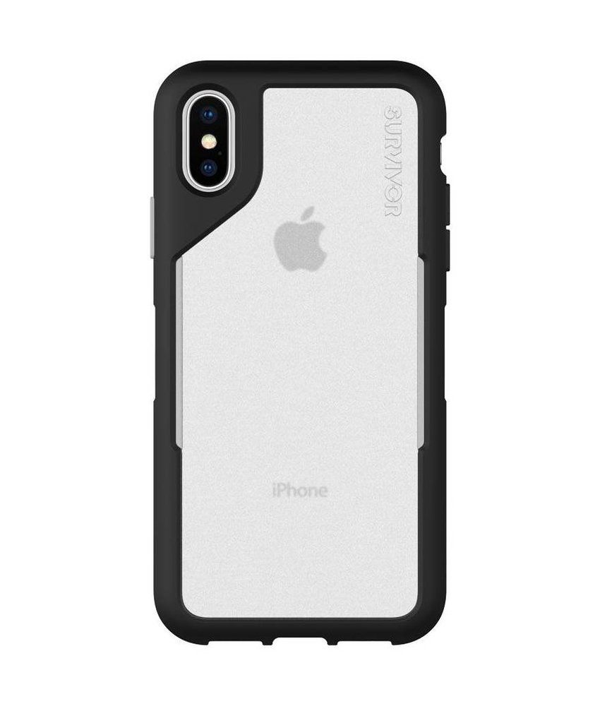 Griffin Zwart Survivor Endurance Case iPhone Xs / X