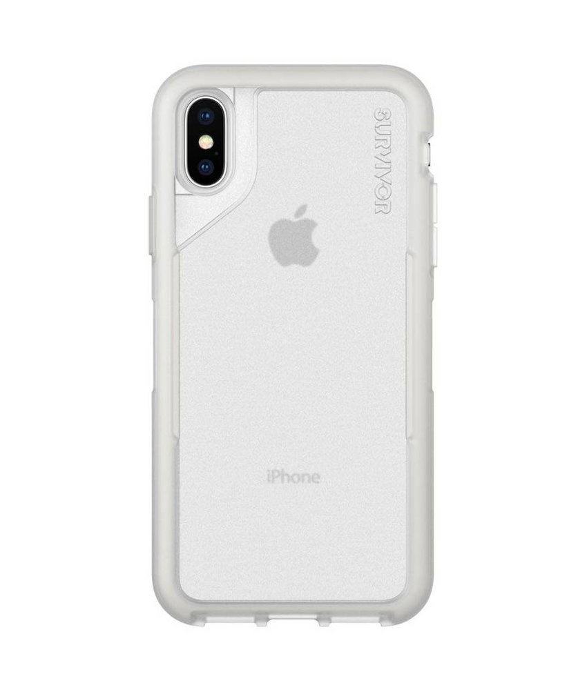 Griffin Survivor Endurance Backcover iPhone X / Xs