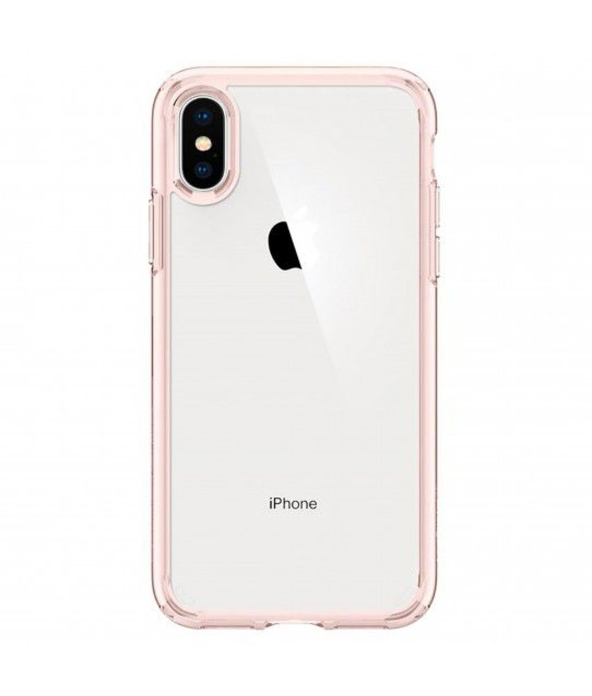Spigen Ultra Hybrid Backcover iPhone X / Xs