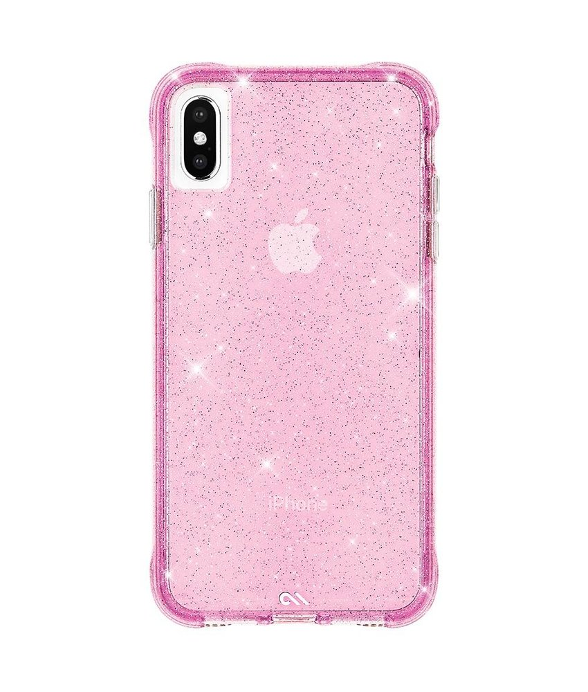 Case-Mate Roze Sheer Crystal Case iPhone Xs Max