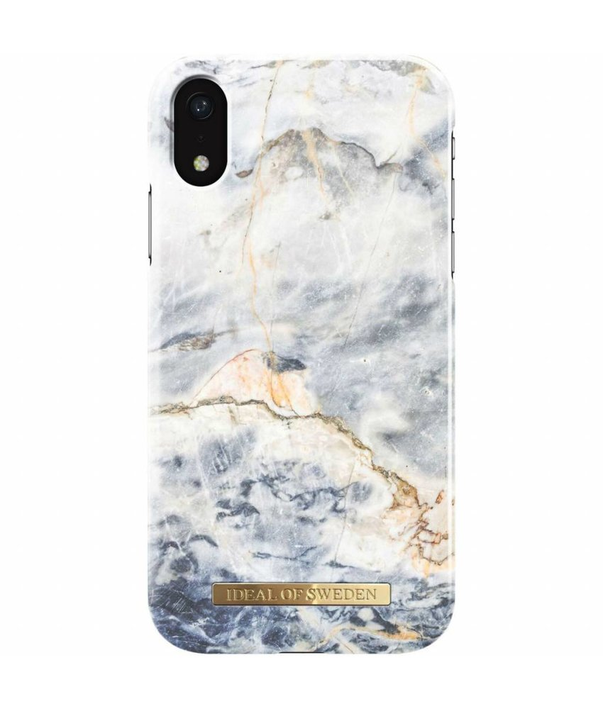 iDeal of Sweden Ocean Marble Fashion Back Case iPhone Xr
