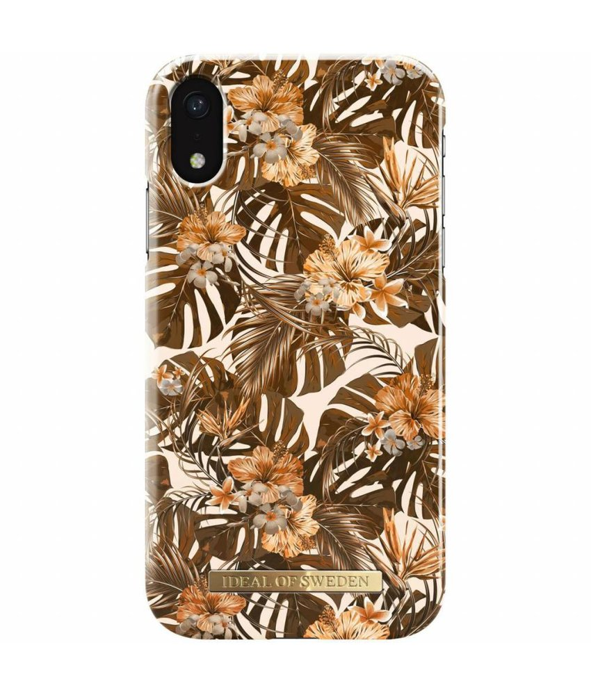 iDeal of Sweden Autumn Forest Fashion Back Case iPhone Xr