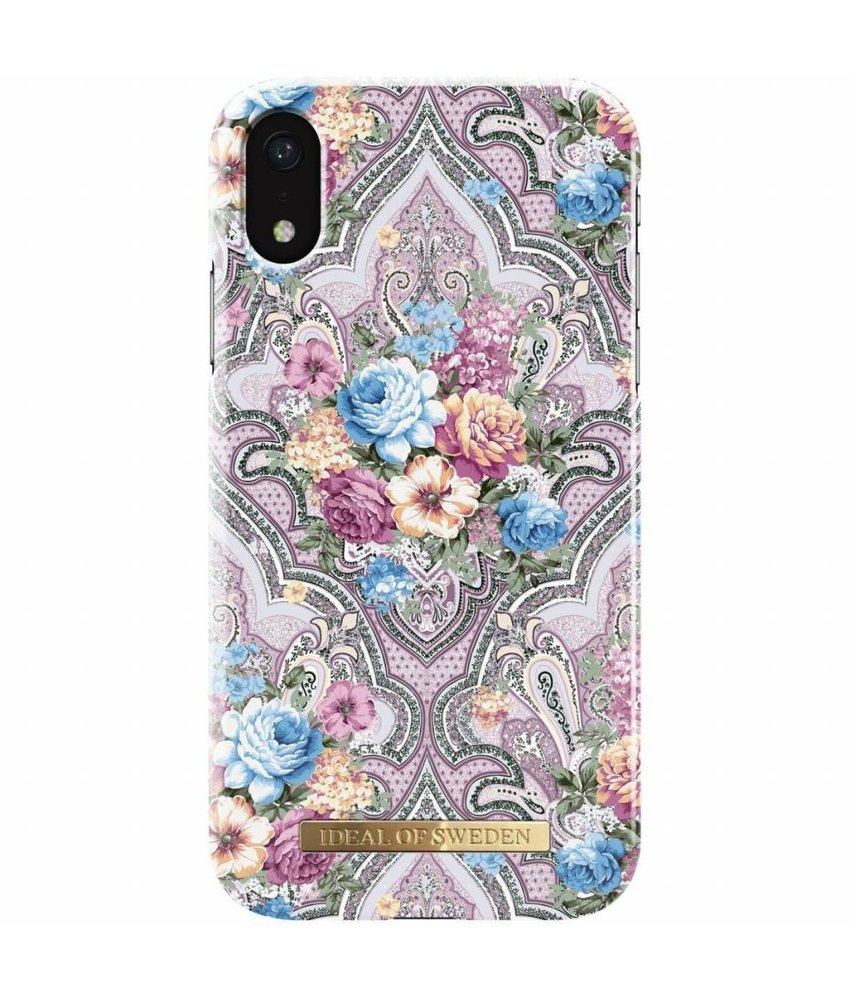 iDeal of Sweden Romantic Paisley Fashion Back Case iPhone Xr