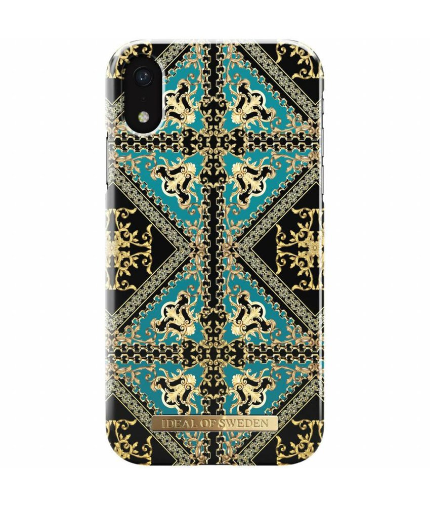 iDeal of Sweden Baroque Ornament Fashion Back Case iPhone Xr