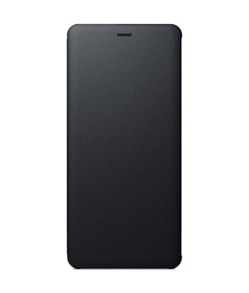 Sony Zwart Style Cover Touch Xperia XZ3