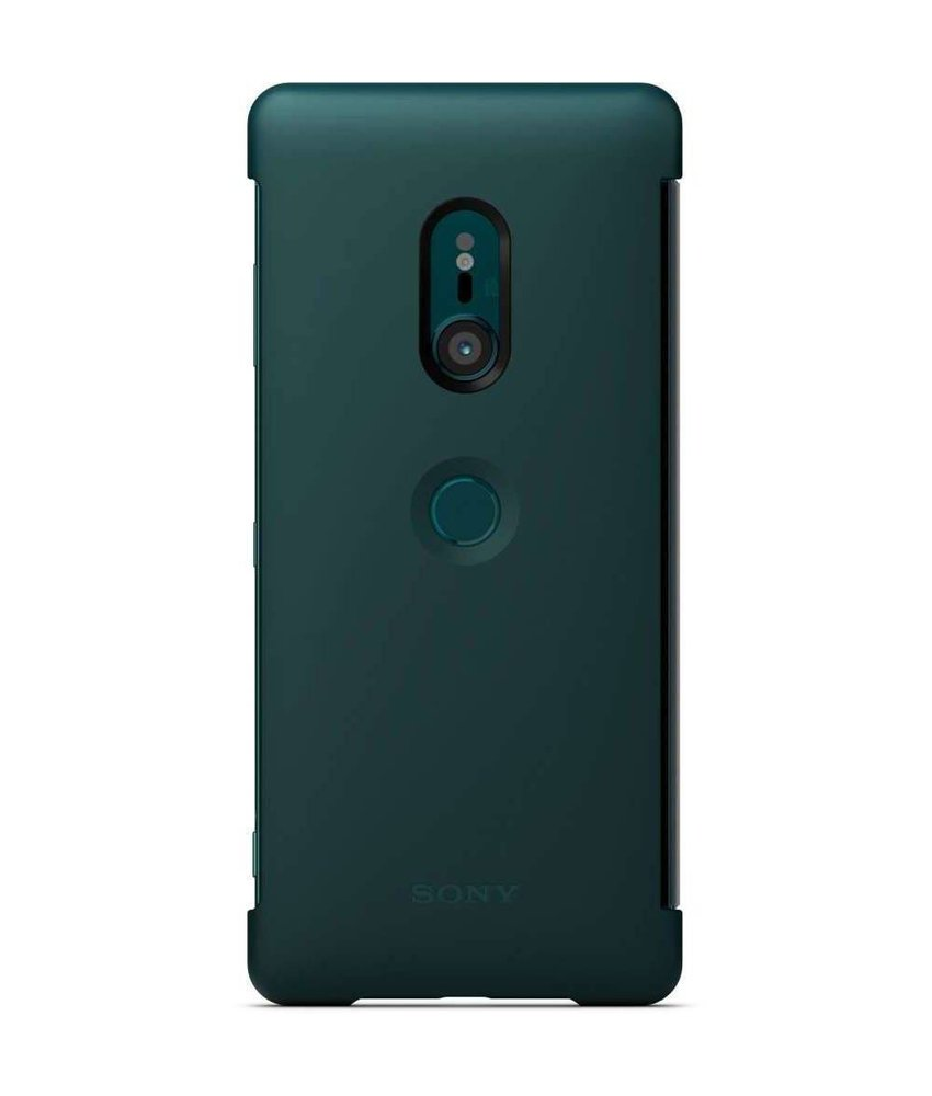 Sony Groen Style Cover Touch Xperia XZ3
