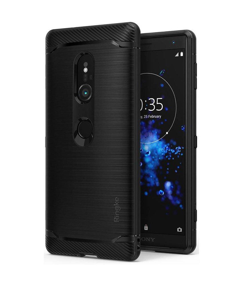 Ringke Zwart Onyx Case Sony Xperia XZ2