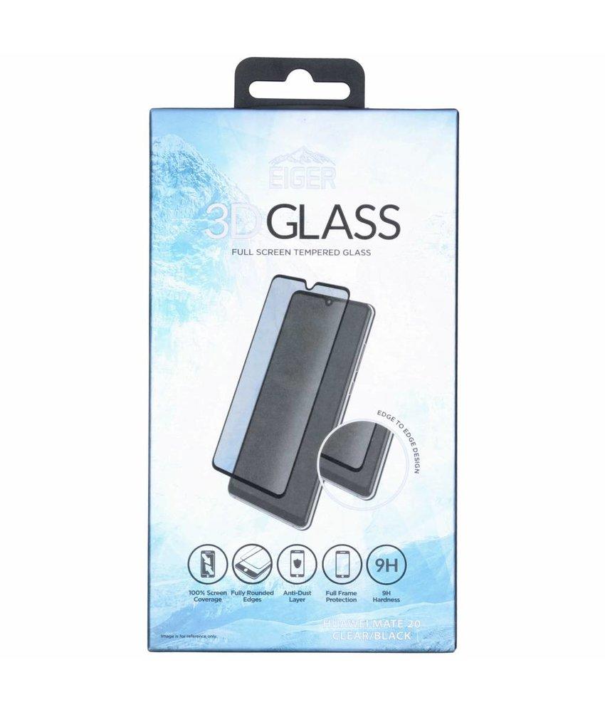 Eiger Edge to Edge Glass Screenprotector Huawei Mate 20