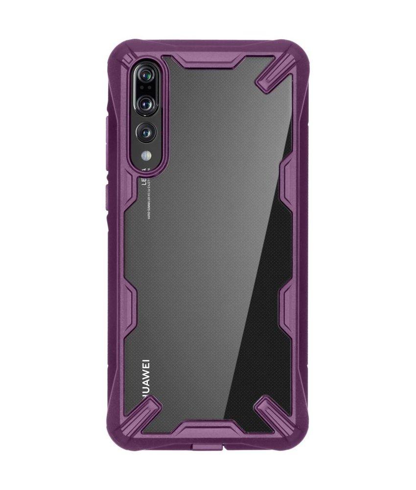 Ringke Fusion X Backcover Huawei P20 Pro