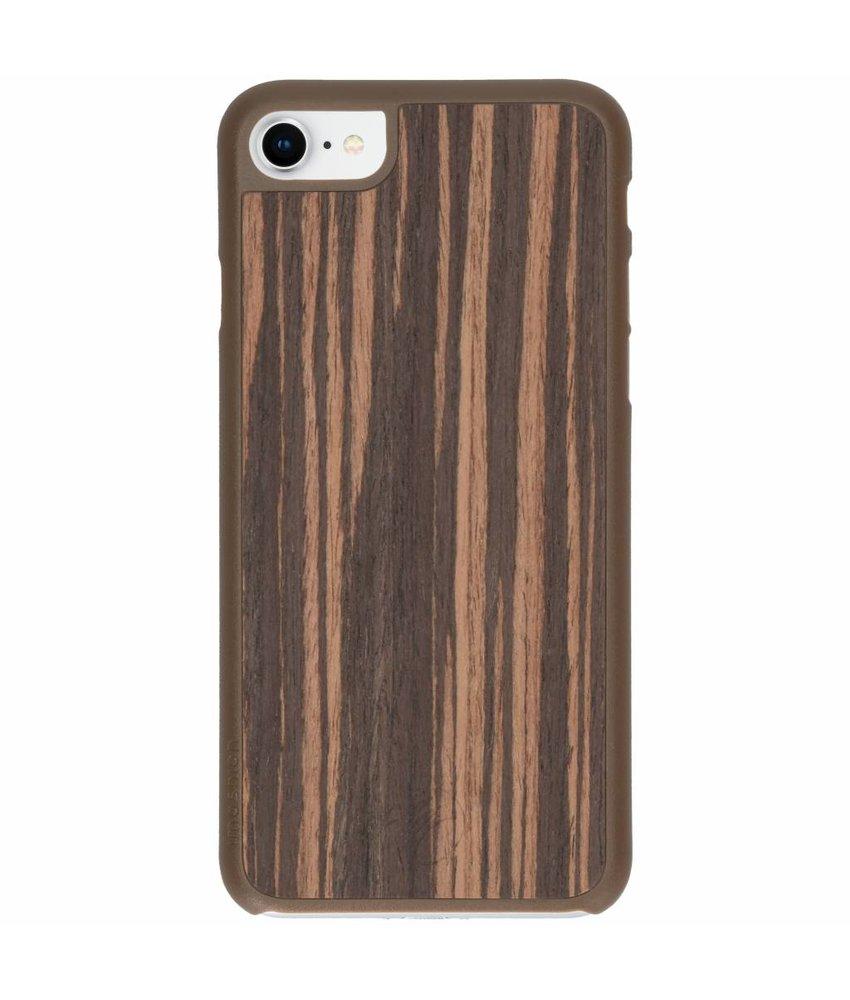 iMoshion Wood Snap On Backcover iPhone 8 / 7