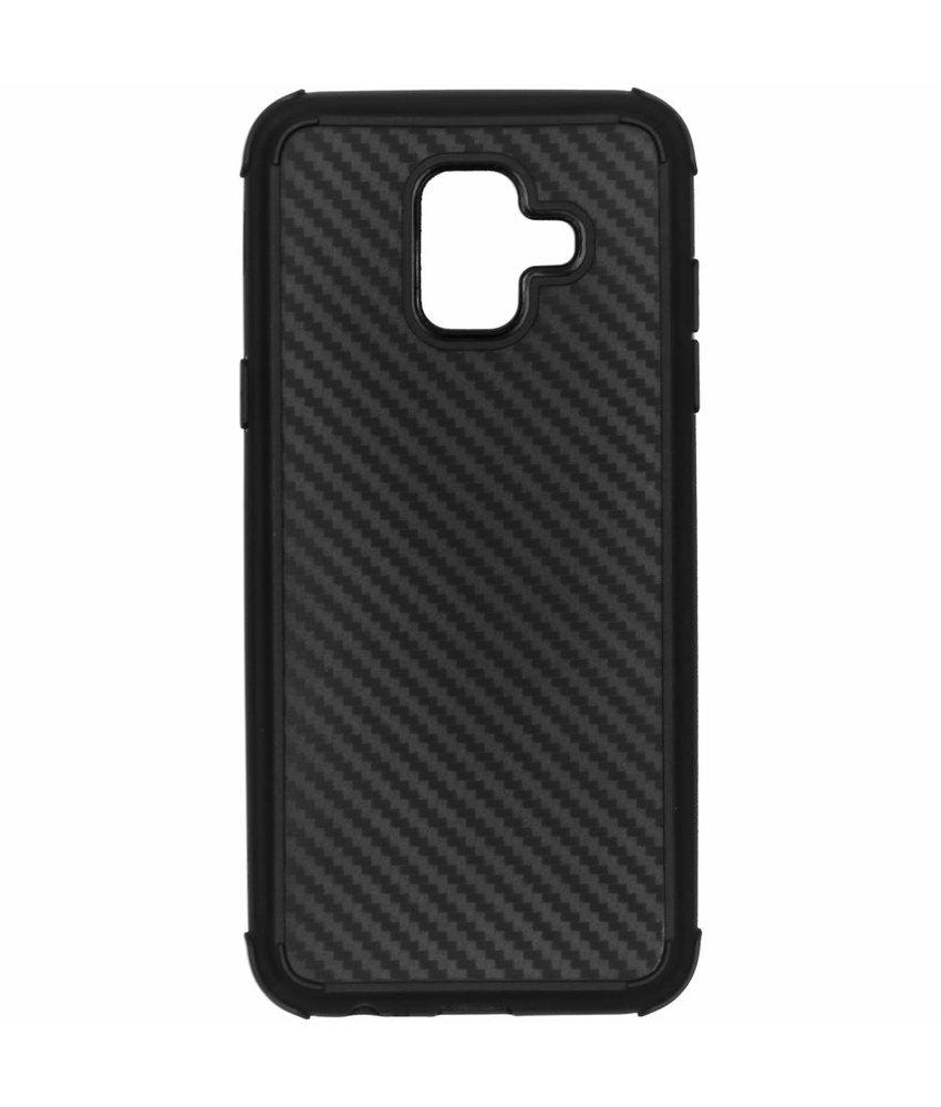 Xtreme Carbon Backcover Samsung Galaxy A6 (2018)