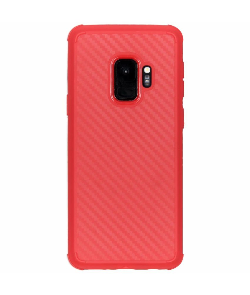 Xtreme Carbon Backcover Samsung Galaxy S9