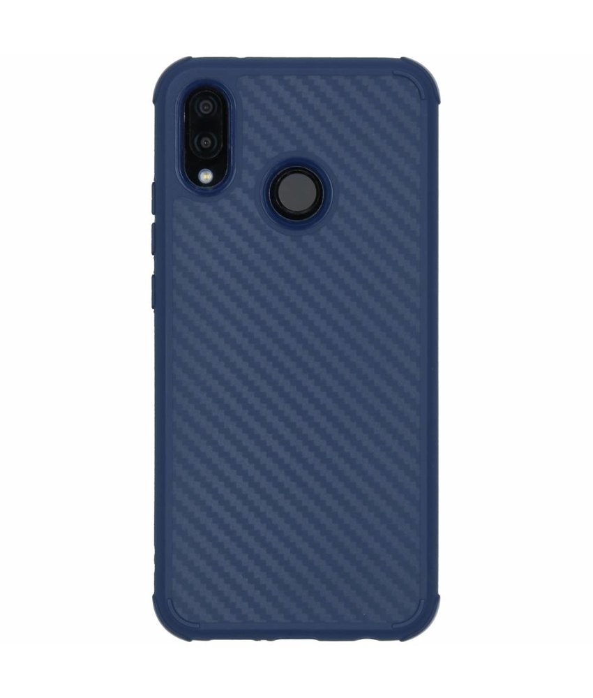 Xtreme Carbon Backcover Huawei P20 Lite