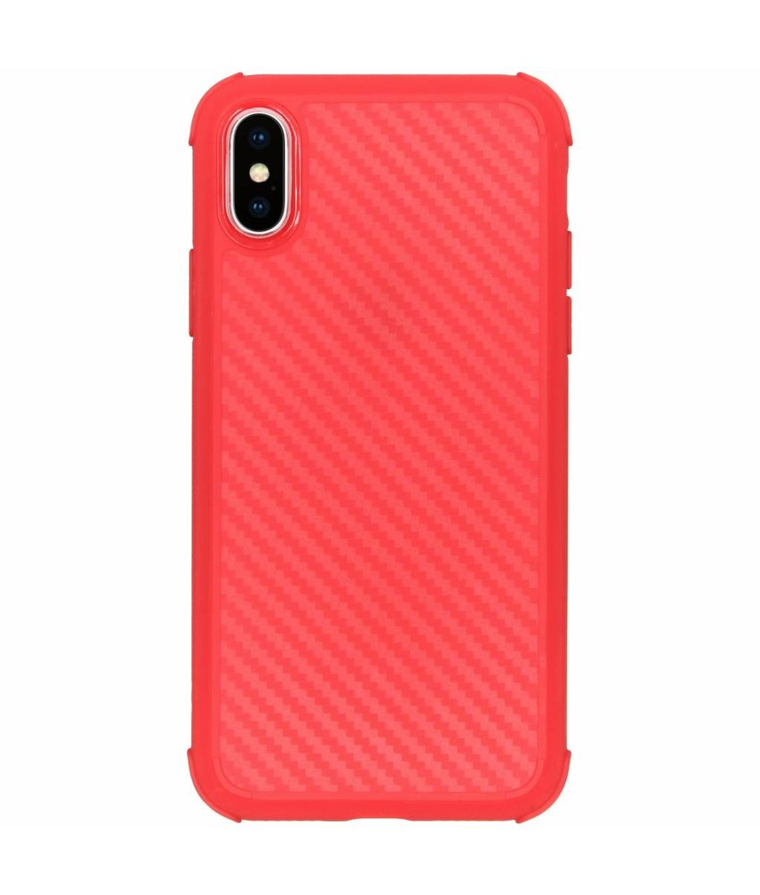 Xtreme Carbon Backcover iPhone X / Xs