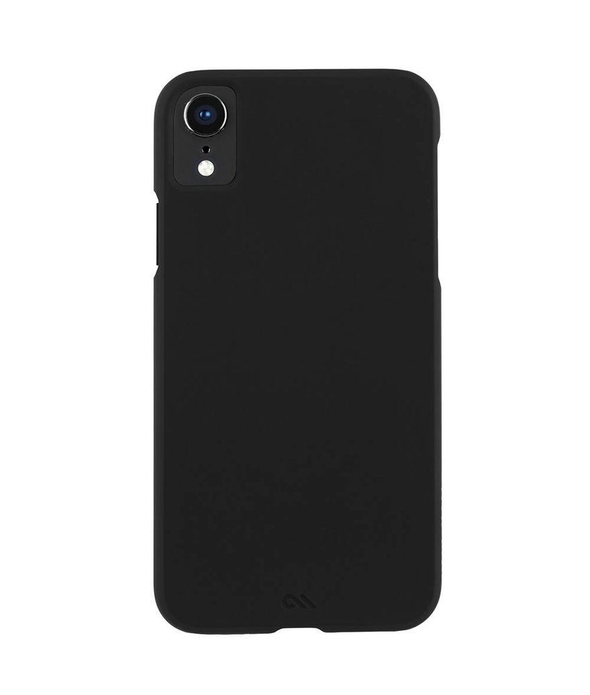 Case-Mate Zwart Barely There Hardcase iPhone Xr