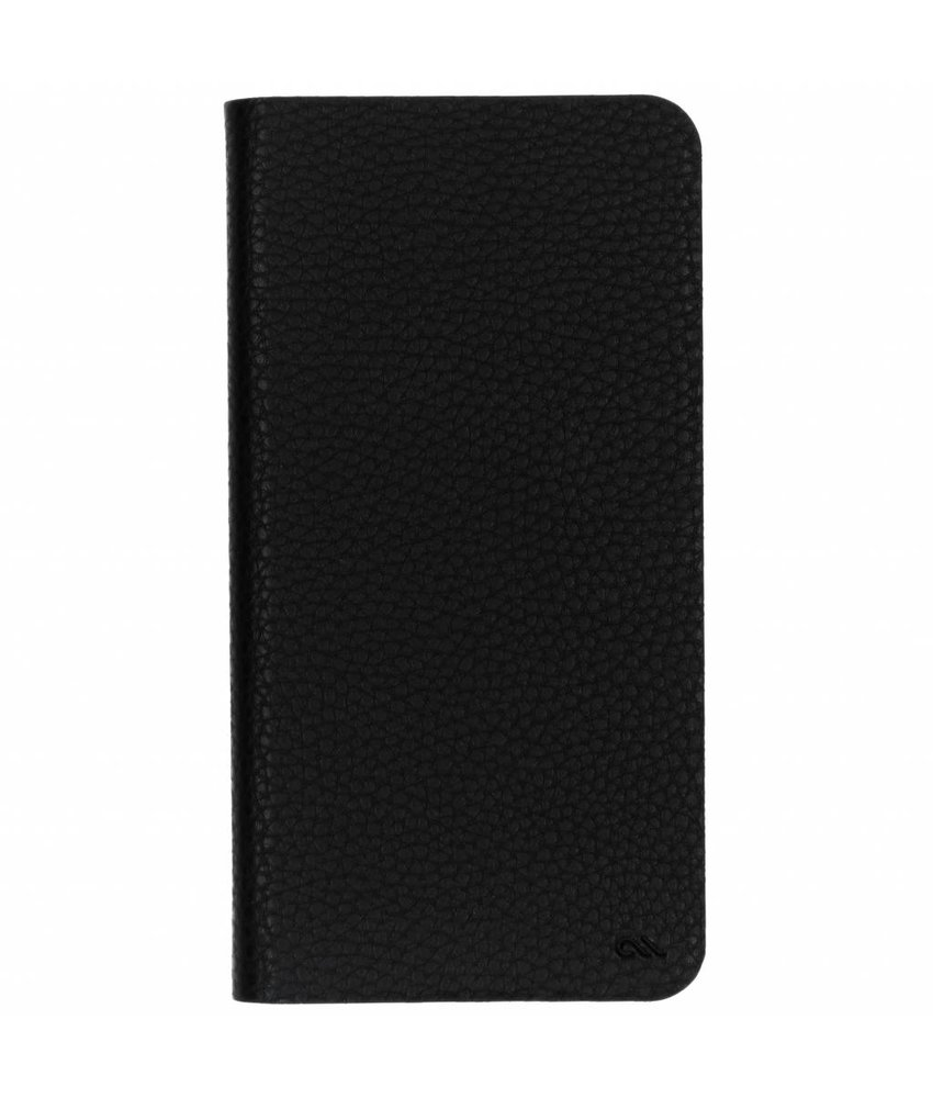 Case-Mate Zwart Barely There Folio iPhone Xs Max
