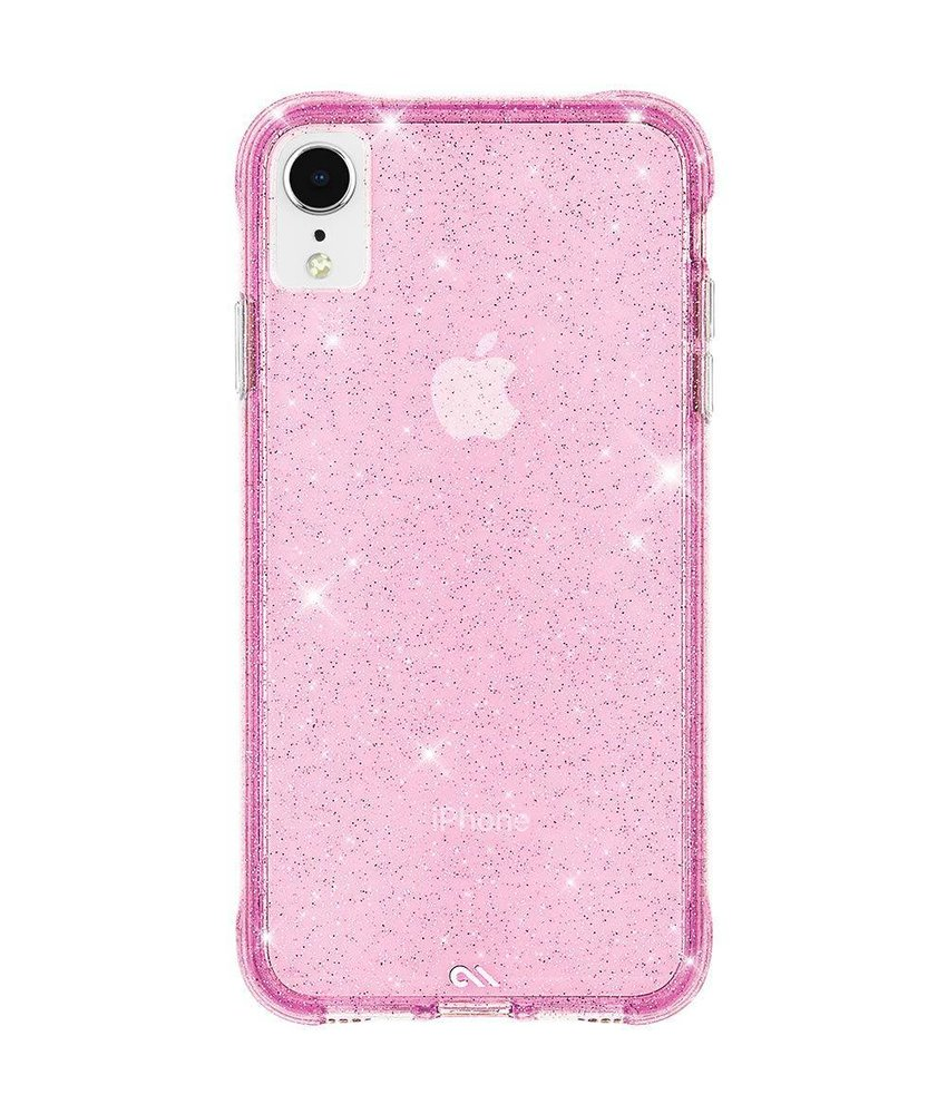 Case-Mate Protection Sheer Crystal Case iPhone Xr