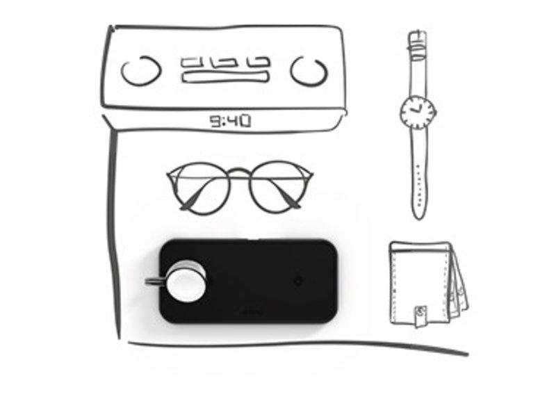 Zens Zwarte Dual + Watch Fast Wireless Charger - 20 Watt