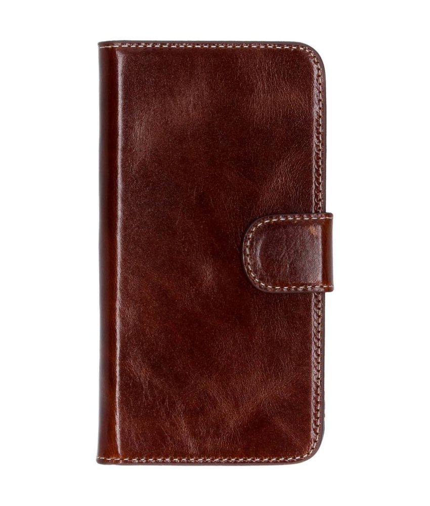 Mobiparts Bruin Excellent Wallet Case iPhone 8 / 7