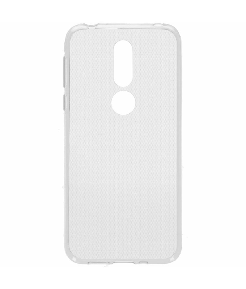 Transparant gel case Nokia 7.1