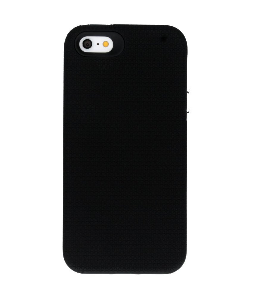 Selencia Ultimate Impact Protection Backcover iPhone SE / 5 / 5s