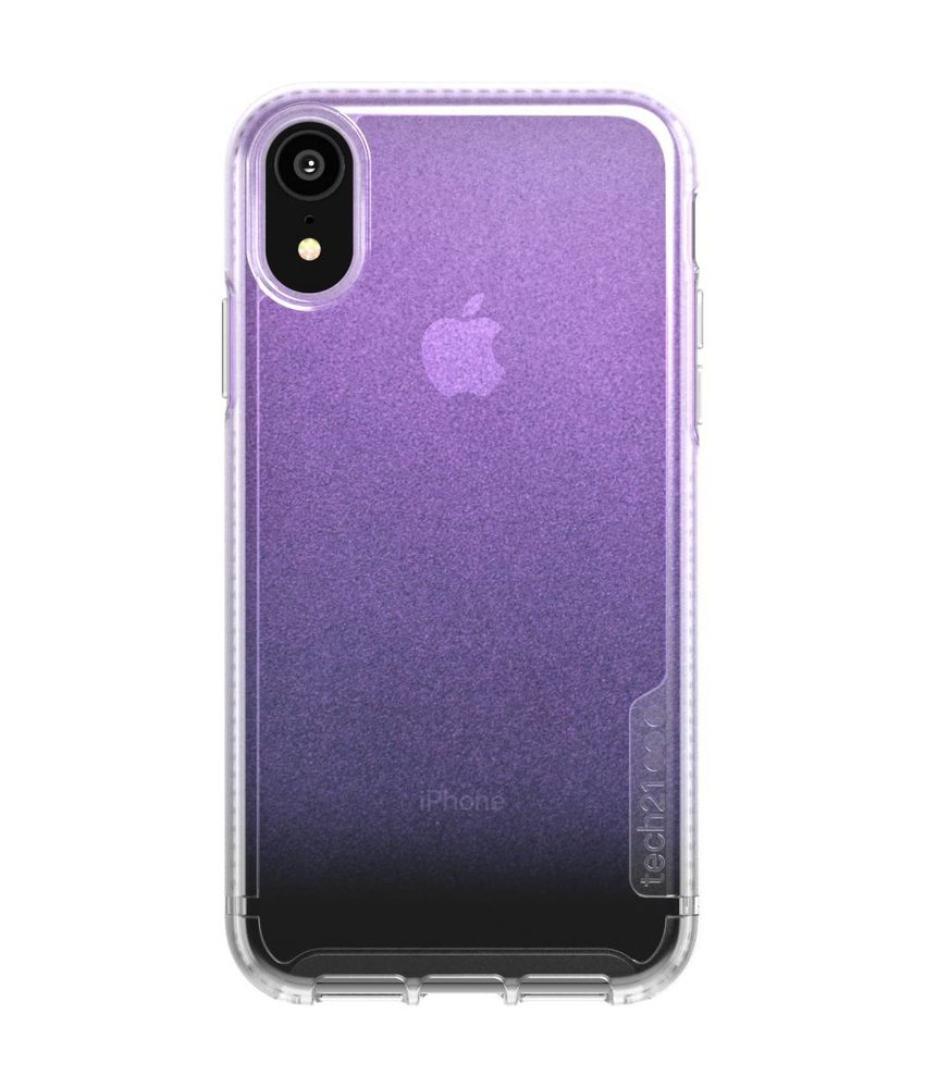 Tech21 Pure Shimmer Backcover iPhone Xr