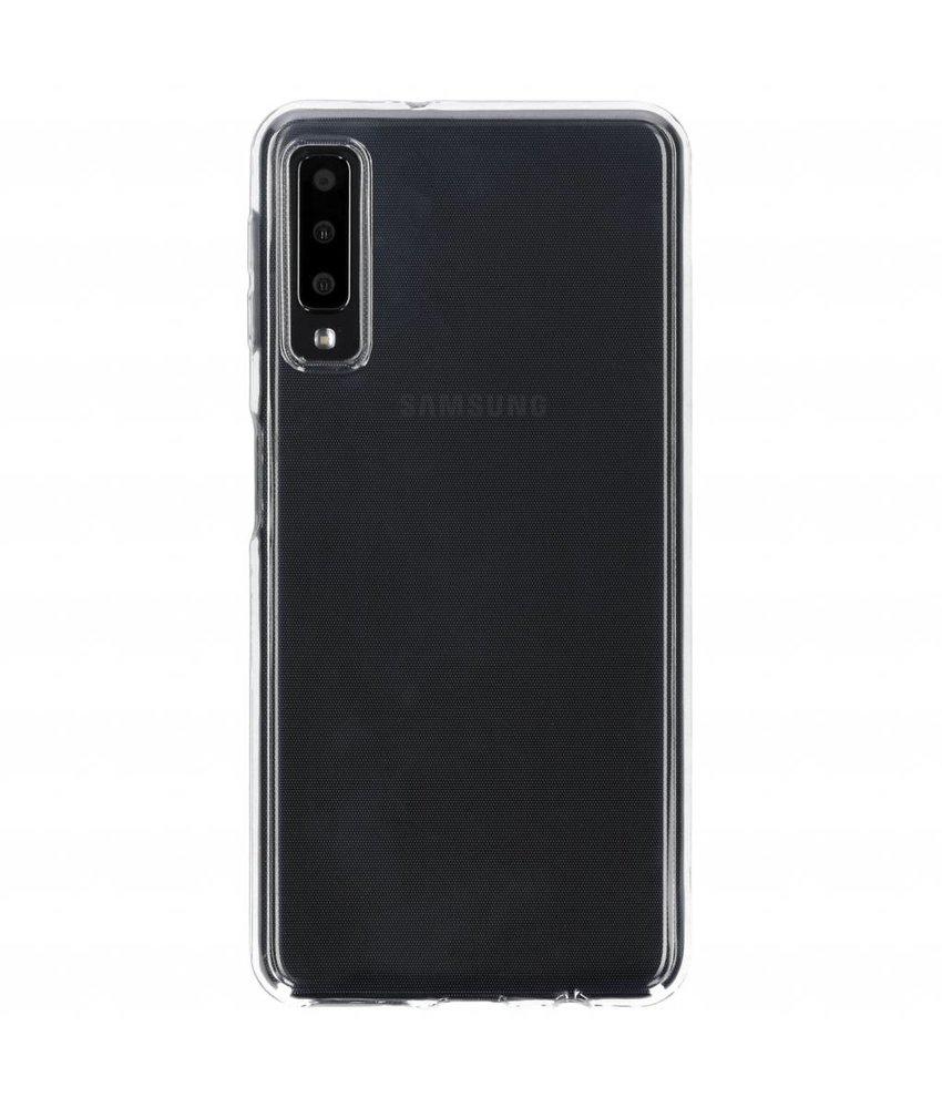 Ultra thin transparant TPU hoesje Samsung Galaxy A7 (2018)