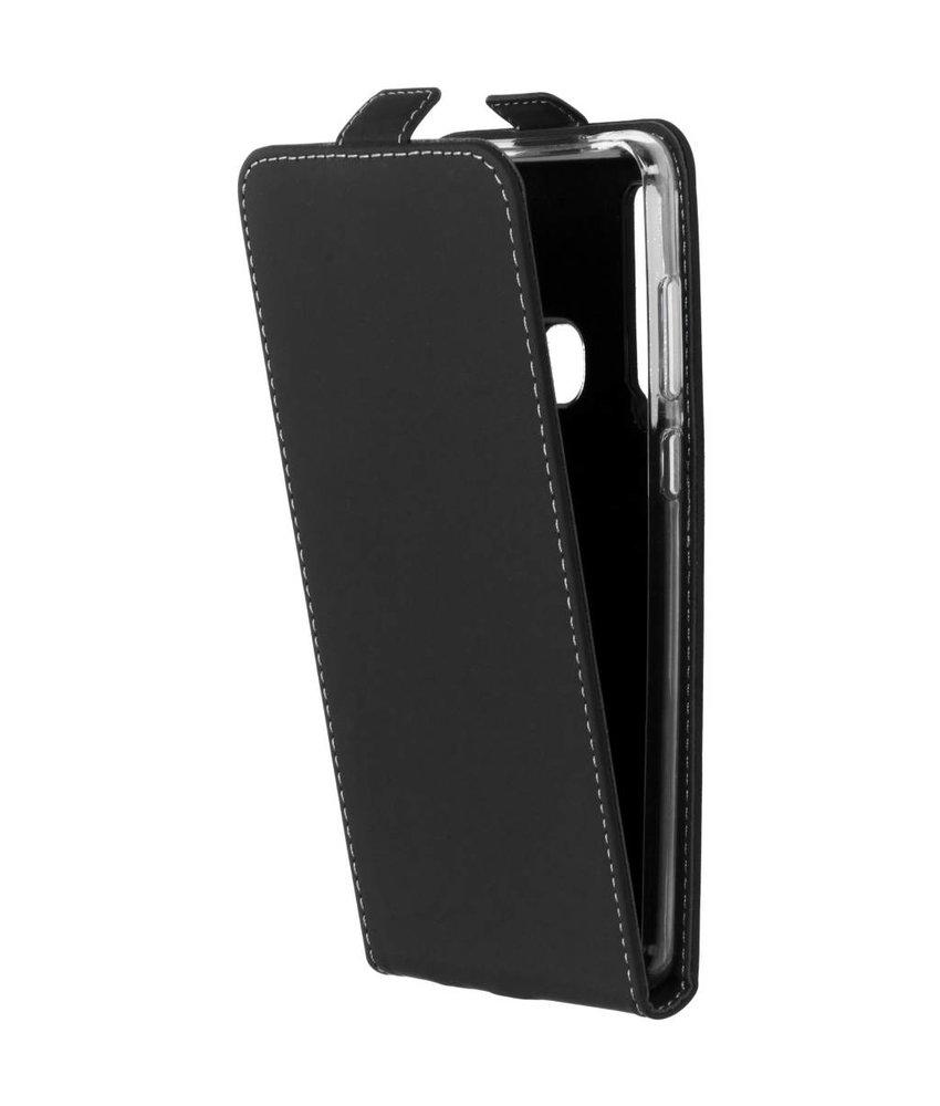 Accezz Zwart TPU Flipcase Samsung Galaxy A9 (2018)