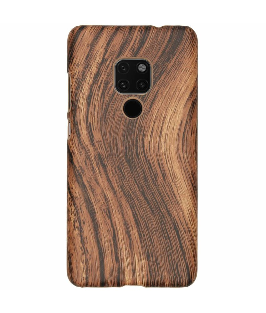 Hout Design Backcover Huawei Mate 20