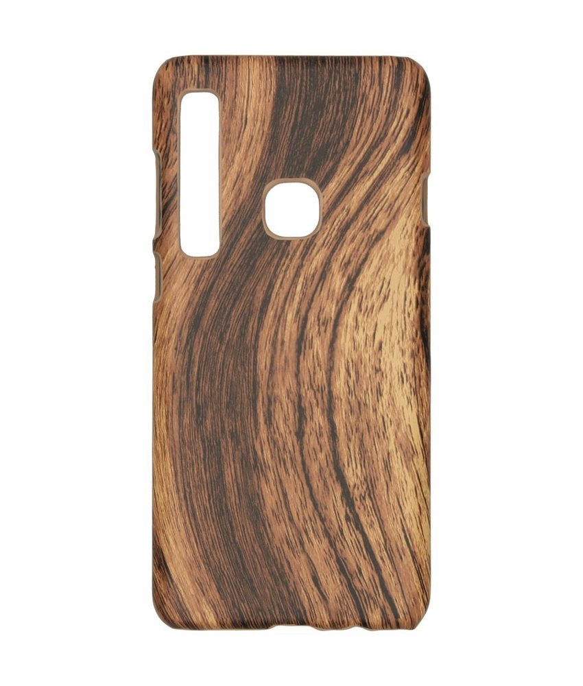 Hout Design Backcover Samsung Galaxy A9 (2018)