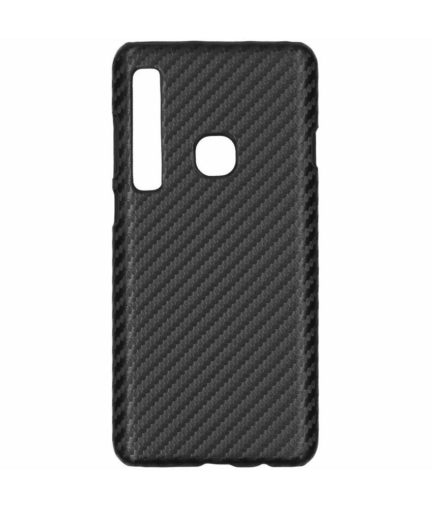 Carbon Hardcase Backcover Samsung Galaxy A9 (2018)