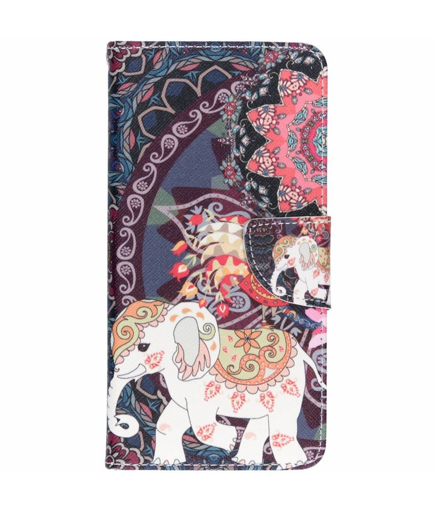 Design TPU booktype hoes Huawei Mate 20