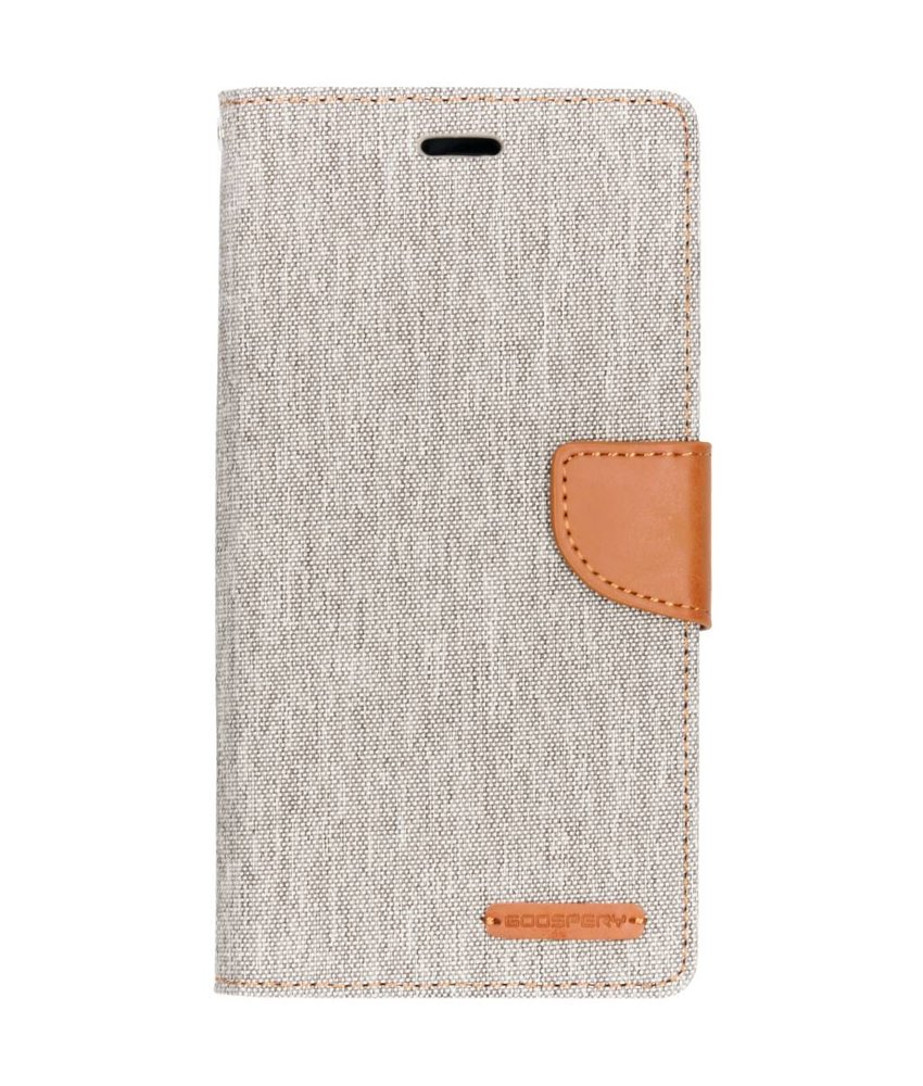 Mercury Goospery Canvas Diary Booktype Samsung Galaxy A7 (2018)