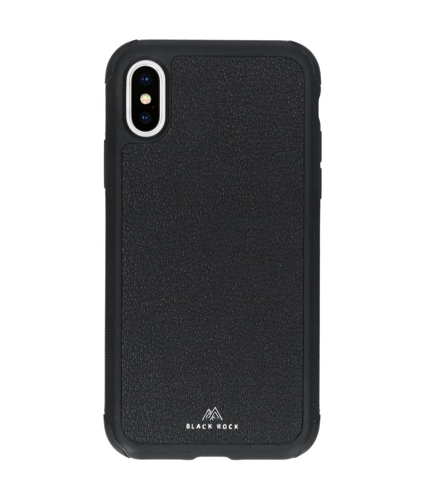 Black Rock Real Carbon Backcover iPhone X / Xs