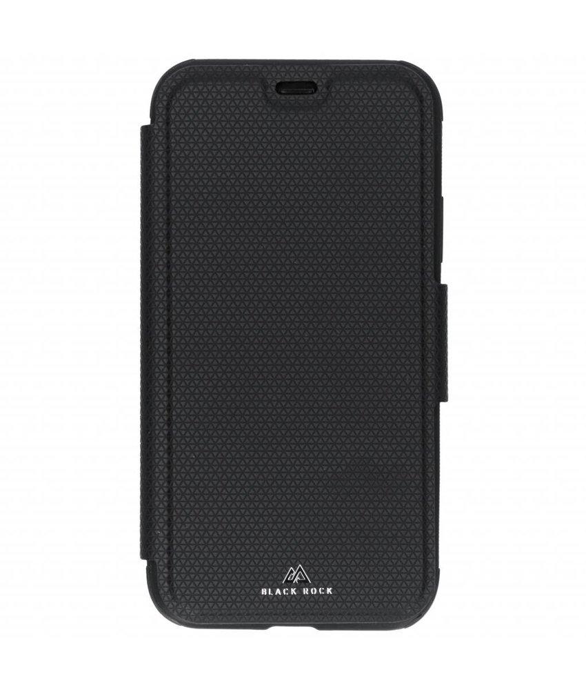 Black Rock Robust Wallet Booktype iPhone X / Xs
