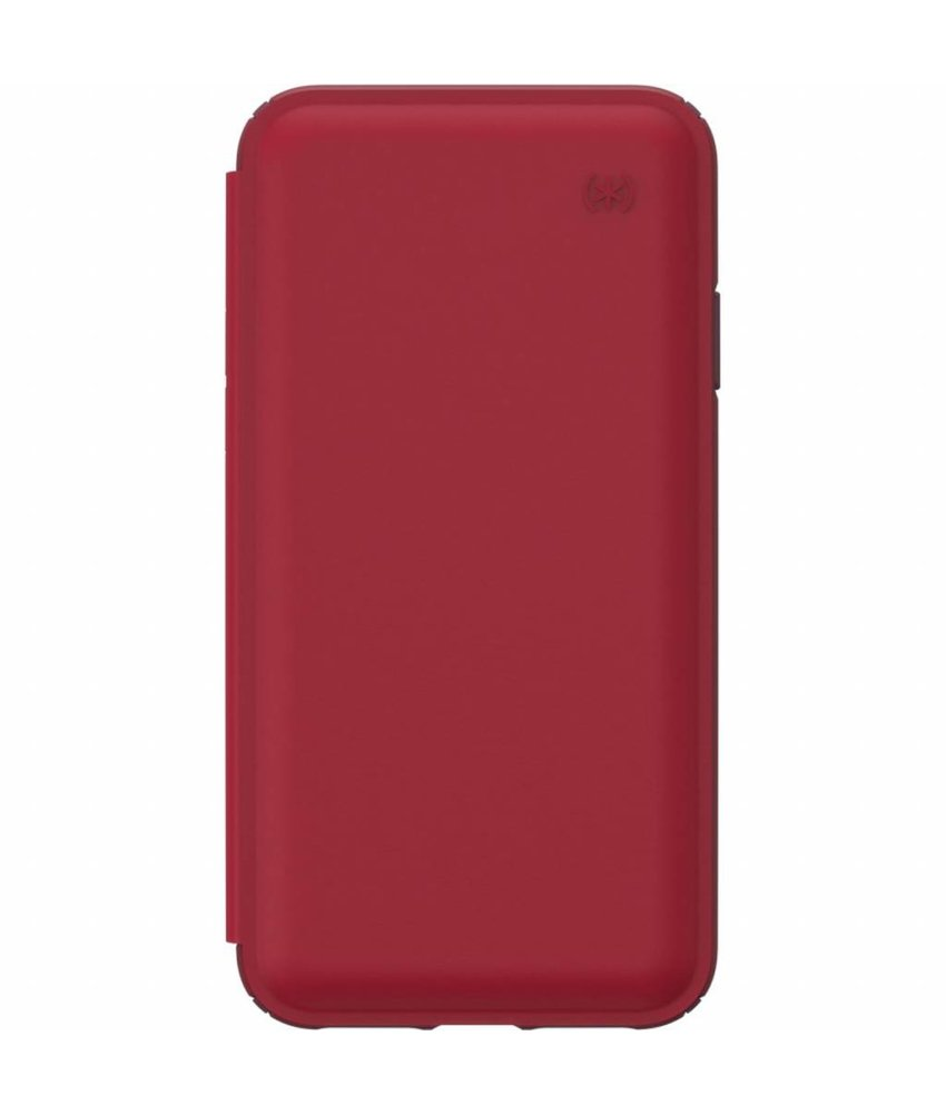 Speck Presidio Folio Leather Booktype iPhone Xs Max