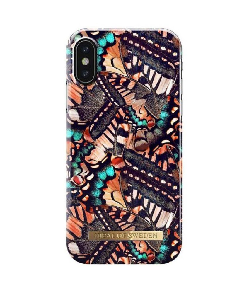 iDeal of Sweden Fly Away With Me Fashion Back Case iPhone Xs / X