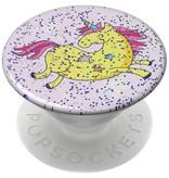 PopSockets Glitter Jumping Unicorn