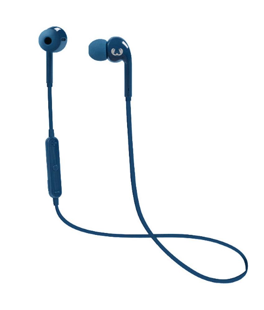 Fresh 'n Rebel Blauw Vibe Wireless In-Ear Headphones