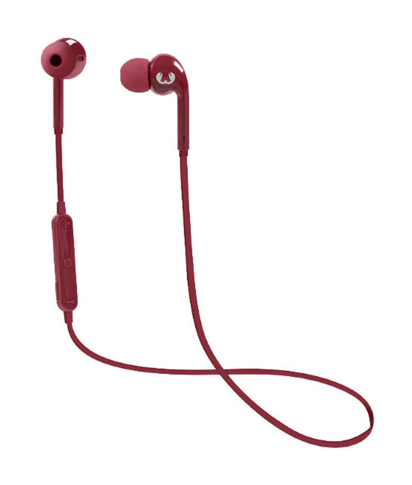 Fresh 'n Rebel Rood Vibe Wireless In-Ear Headphones
